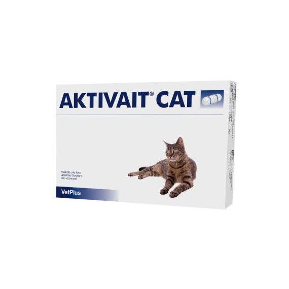 Aktivait Gatos Blister 60 cápsulas - 1