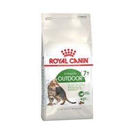 Royal Canin Gato Outdoor +7 - 1