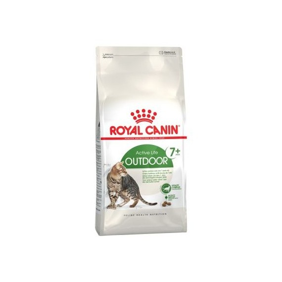 Royal Canin Gato Outdoor +7 - 1