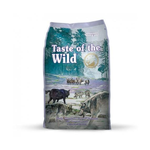 Taste Of The Wild Sierra Mountain - 1