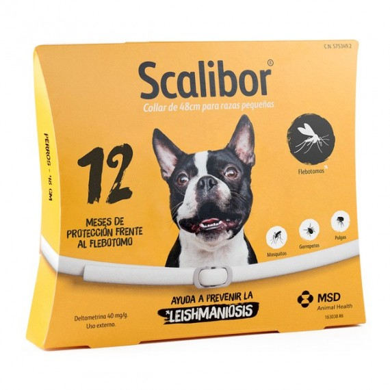 Collar Scalibor para perros - 1