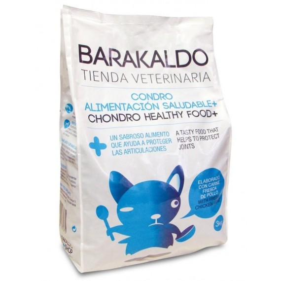 Alimento Condro Saludable Plus Barakaldo Vet Shop - 1