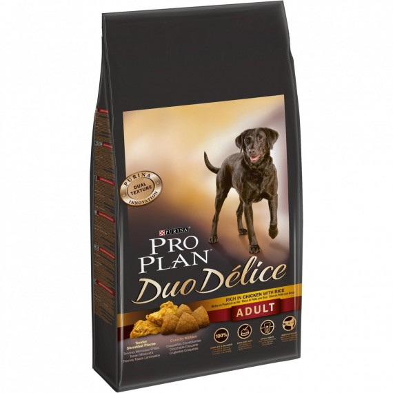Purina Pro Plan Duodelice Adult Medium Pollo - 1