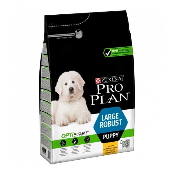 Pro Plan Large Puppy Robust OptiStart Pollo - 1