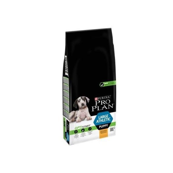 Purina Pro Plan Large Puppy Athletic OptiStart - 1