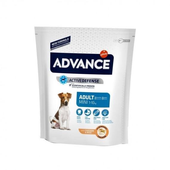 Advance Mini Adult Chicken & Rice - 1