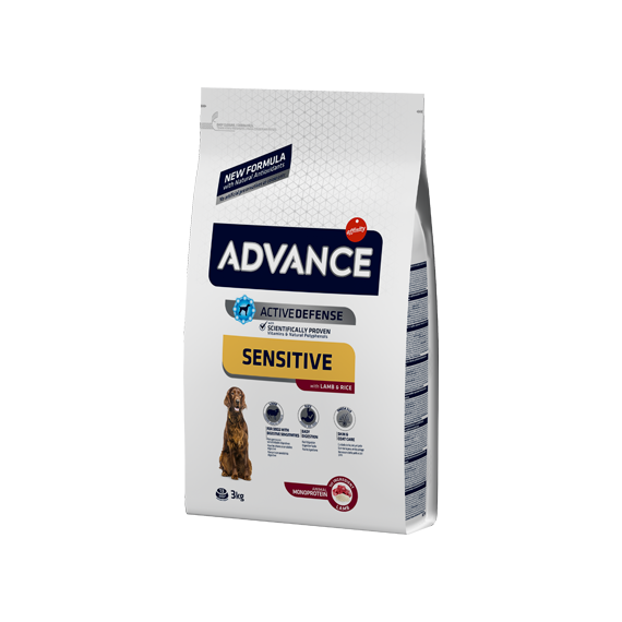 Advance Sensitive Lamb & Rice - 1