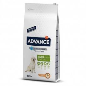 Advance Maxi Junior Chicken & Rice 14 kg - 1