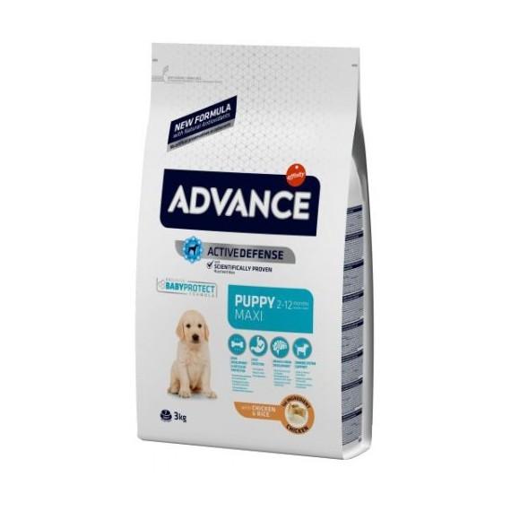Advance Puppy Protect Maxi Chicken & Rice - 1