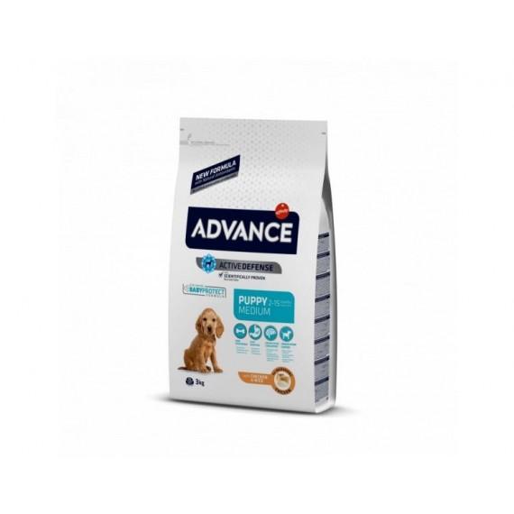 Advance Puppy Protect Medium Chicken & Rice - 1