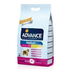 Advance Medium Senior Chicken & Rice - 1
