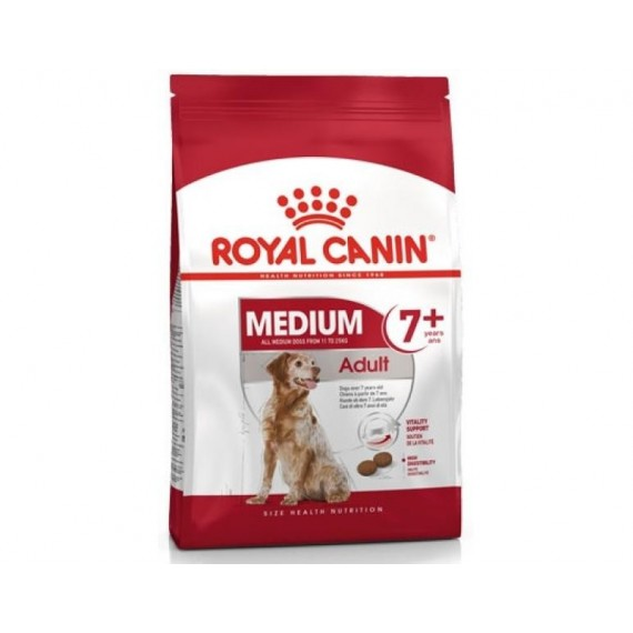 Royal Canin Medium Adult +7 - 1