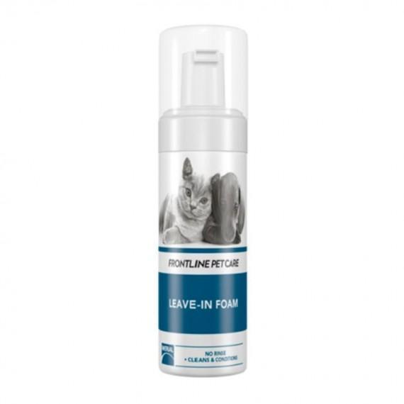 Frontline Pet Care Espuma de Limpieza en Seco 2 en 1 - 1