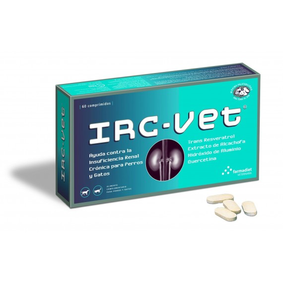 Irc-Vet-Comprimidos