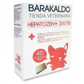 Hepatozen Plus 40 comprimidos - 1