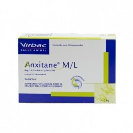 Anxitane-M-L 30-Comprimidos