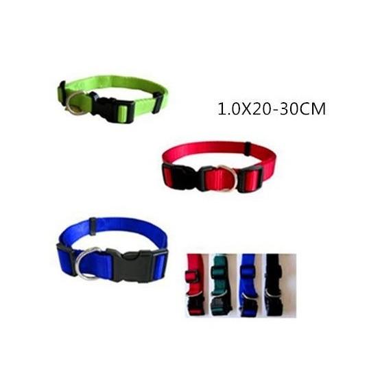 Collar de Nylon Regulable Basic - 1