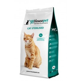Alimento Gatos Sterilised Housepet - 1