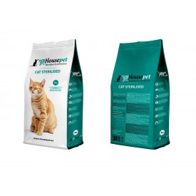 Alimento Gatos Sterilised Housepet - 3