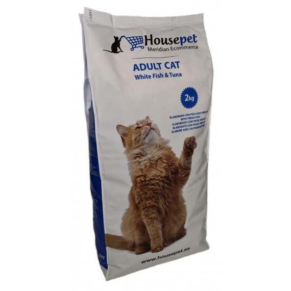 Alimento-Adult-Cat-White-Fish-&-Tuna-Housepet