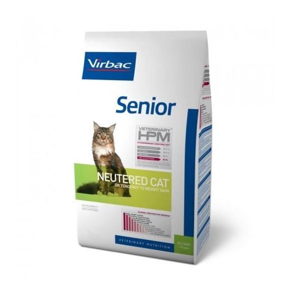 Virbac-HPM-Senior-Neutered-Gatos