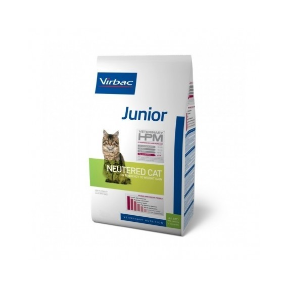 Virbac-HPM-Junior-Neutered-Cat