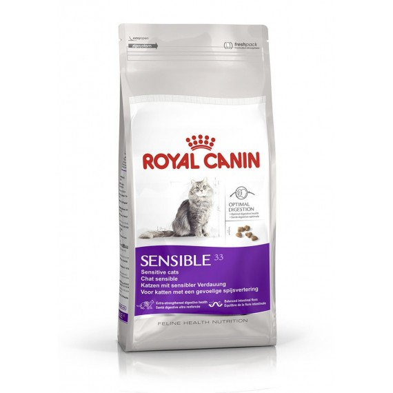 Royal Canin Gato Sensible 33 - 1