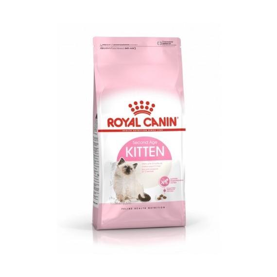 Royal Canin Gato Kitten - 1