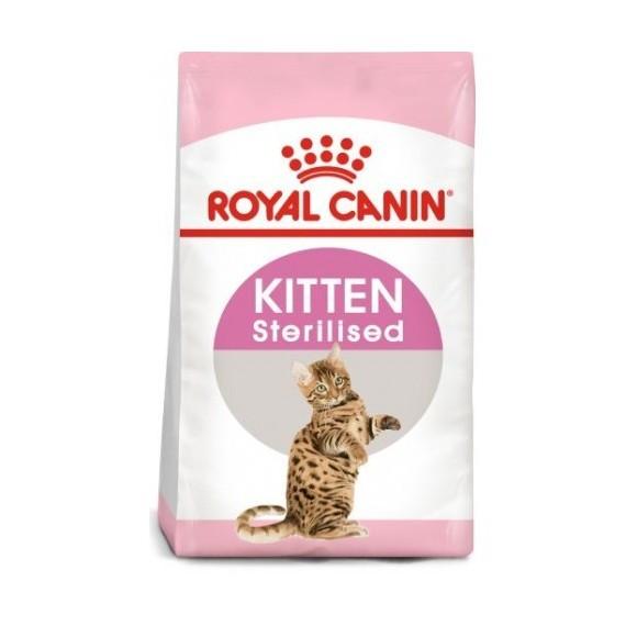 Royal Canin Gato Kitten Sterilised - 1