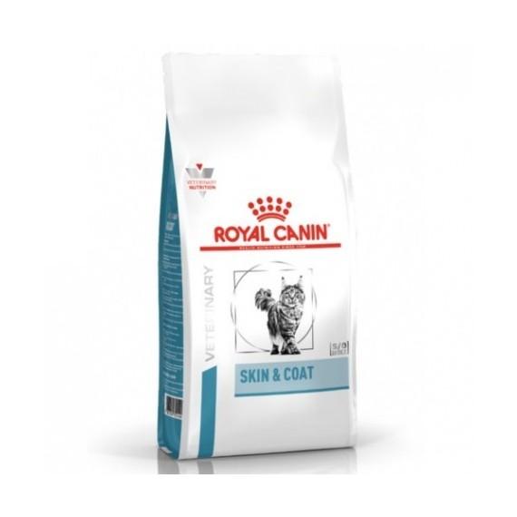 Royal Canin Gato Skin & Coat - 1