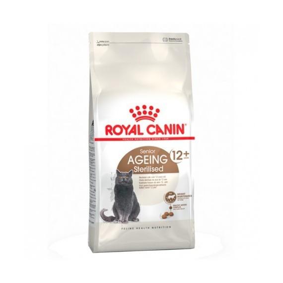 Royal Canin Gato Sterilised 12+ - 1