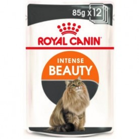 Royal Canin Gato Intense Beauty Pouch Gelatina - 1