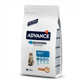 Advance Gatos Adult Pollo y Arroz - 1
