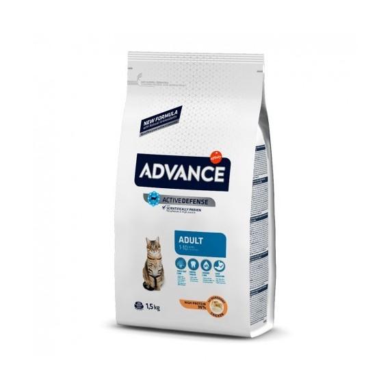 Advance Gatos Adult Pollo y Arroz - 1