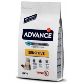 Advance-Gatos-Sensitive-Salmón-y-Arroz