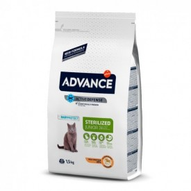 Advance-Gatos-Esterilizados-Junior
