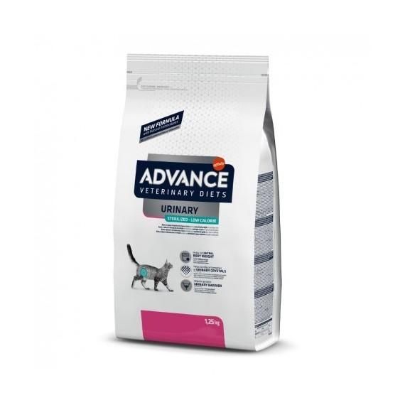 Advance Gatos Urinary Sterilized Low Calorie - 1