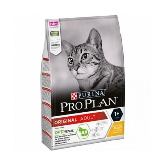 Purina Pro Plan Gato Adult Optirenal Pollo - 1