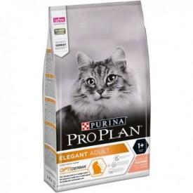 Purina Pro Plan Gato Elegant Derma Plus Salmón - 1