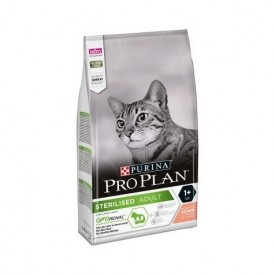 Purina Pro Plan Gato Sterilised Salmón - 1