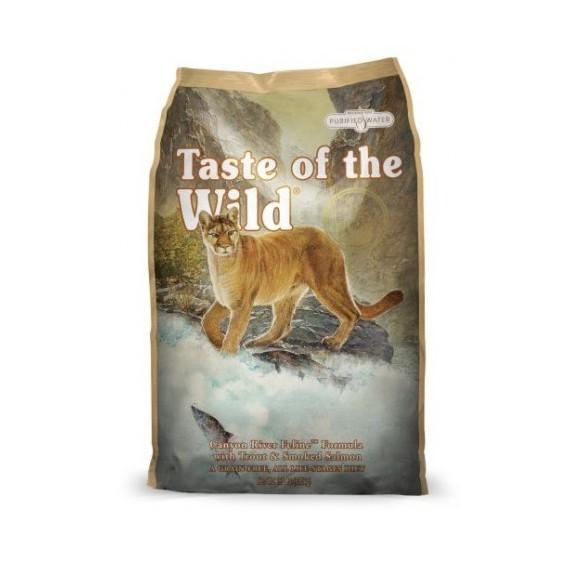Taste Of The Wild Canyon River Gato - 1