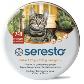 Seresto-Gatos
