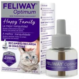 Feliway Optimum Gato Recambio - 1