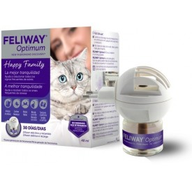 Feliway Optimum Gato Recambio + Difusor - 1