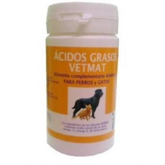 Acidos-Grasos-Vetmat-60-cápsulas