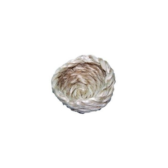 Nido-Canario-con-Cuerda-Blanca-de-Sisal-Medio