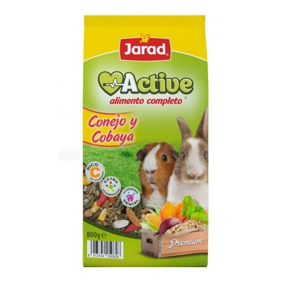 Alimento para Cobayas y Conejos - 2