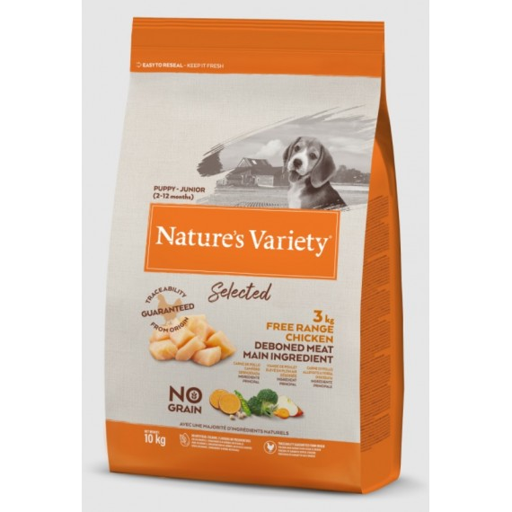 Nature`s Variety Select Puppy Pollo - 1