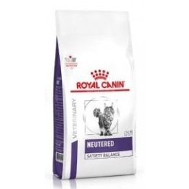 Royal Canin Gato Neutered Satiety Balance - 1