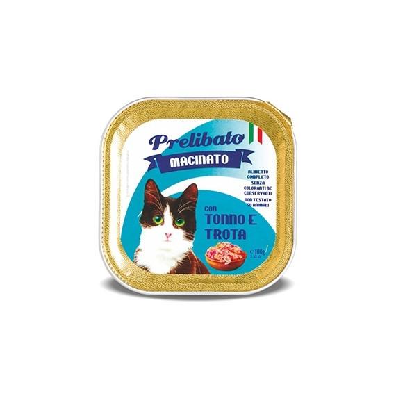 Prelibato Gato Atún y Trucha Tarrina - 1
